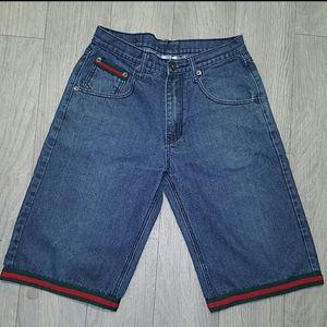 Brooklyn Express Jean Shorts 34